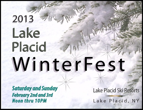 Lake Placid8 winter fest