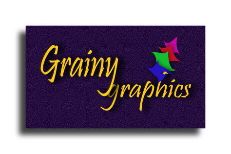 Grainy graphics