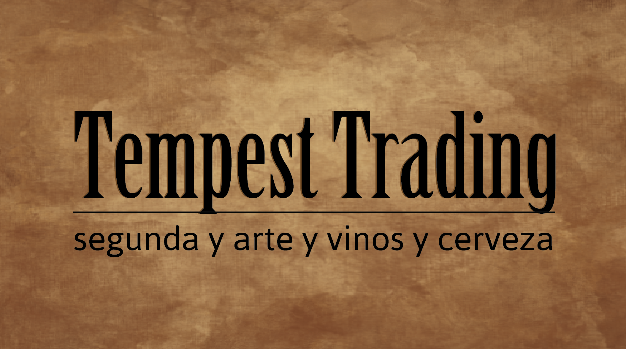 Tempest trading 2